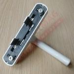 Ручка оконная ригельная 7CR/41_APR (AL), белая