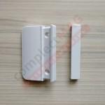 Ручка балконная (зацеп), пластиковая (белая)