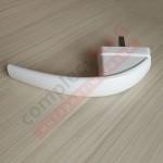 Ручка оконная АН Рото (ROTO swing) штифт 37 мм (белая)