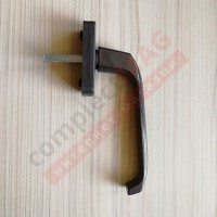 Ручка оконная металлическая Хермо, штифт 35 мм (кор.)