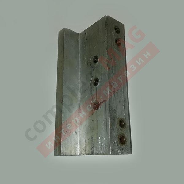 Шаблон для петли оконной 75 мм (алюминиевый)