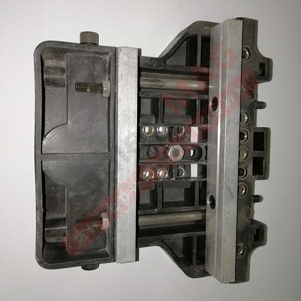 Шаблон универсальный для дверных петель LDH KT-V, KT-N