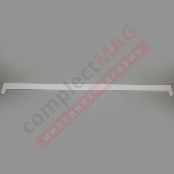 Торцевая заглушка для подоконника ВИТРАЖ, 600 мм, БЕЛАЯ