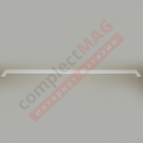 Торцевая заглушка для подоконника BRUSBOX, 480 мм, БЕЛАЯ