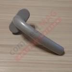Ручка оконная метал. WH37.4, штифт 37 мм (серебро)