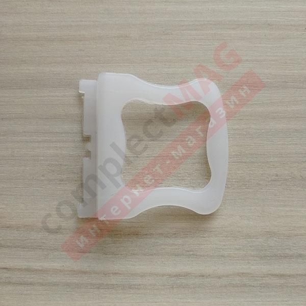 Ручка пластиковая для москитной сетки (ПРОЗРАЧНАЯ)