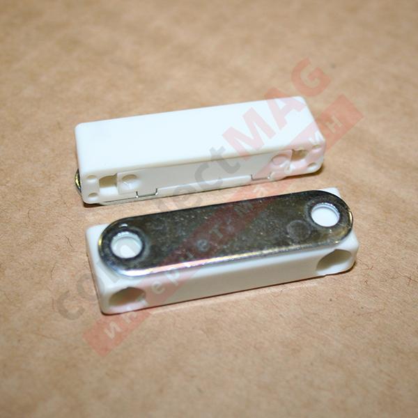 Магнитный держатель для москитной сетки (БЕЛЫЙ)