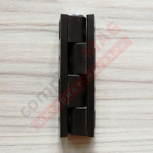 Шарнирное соединение (петля) ПВХ для москитной сетки (КОР)