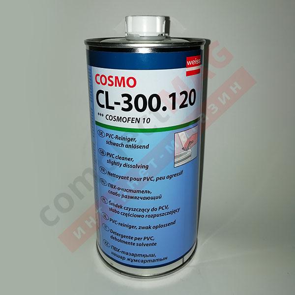 Очиститель-полироль COSMOFEN 10 для ПВХ поверхностей