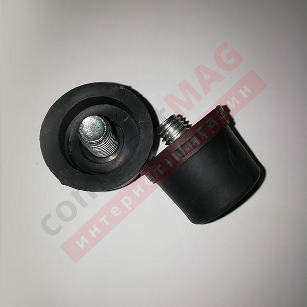 Насадка сменная на рихтовочный молоток (ПВХ), 35 мм