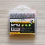 Бита намагниченная для шуруповерта, Ultima, PH2, S2, 50 мм