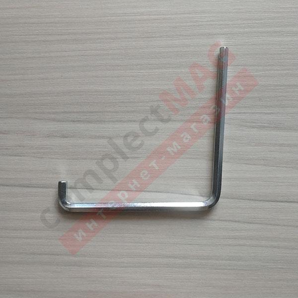 Ключ регулировочный фурнитурный, шестигранник 4 мм