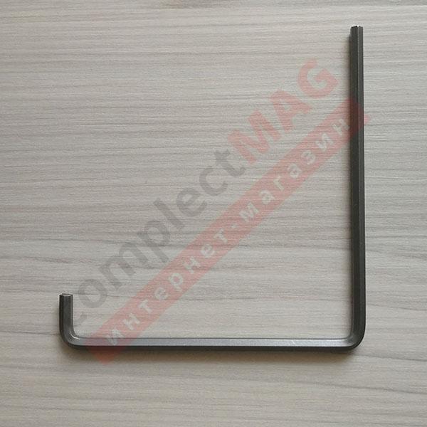 Ключ регулировочный фурнит. ROTO, шестигранник 4 мм