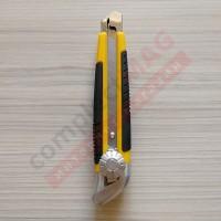 Нож выдвижной Ultima с винтовым фиксатором лезвия, 18 мм