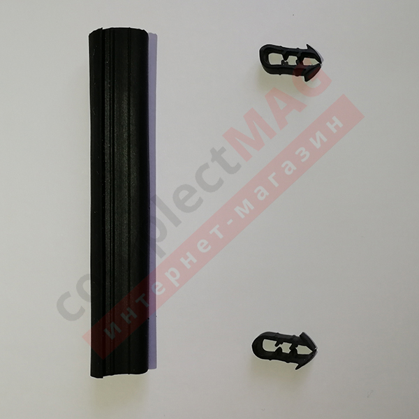 """Уплотнитель 9GO/69 под стекло 4 мм, """"PROVEDAL"""", С640"""