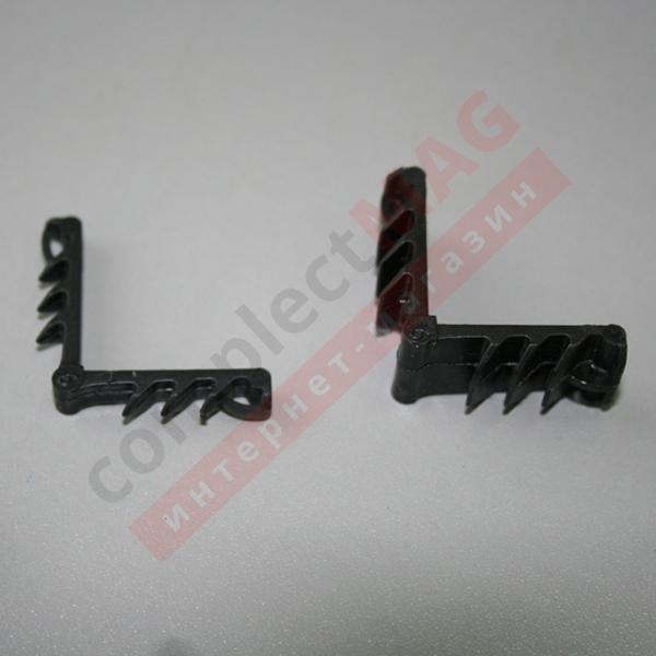 Уголки пластиковые для дистанционной рамки 6-16 мм.