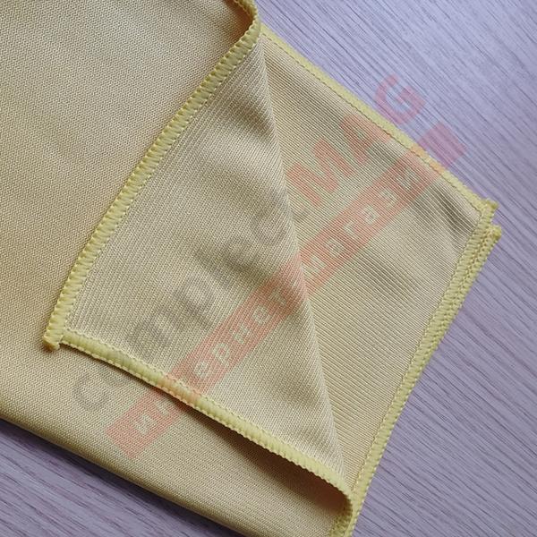 Салфетка из микрофибры 40x30 см (гладкая)